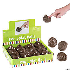 Poo Splat Balls