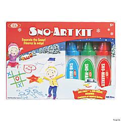 POOF SLINKY: Sno-Art Kit