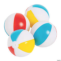 Pool Party Beach Ball Squirt Toys