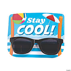 Pool Party Sunglasses with Card