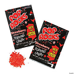 Pop Rocks® Strawberry Hard Candy