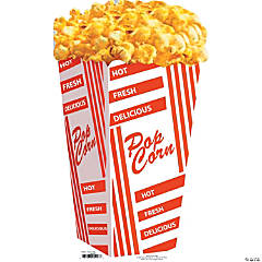 Popcorn Bag Stand-Up
