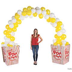 Popcorn Balloon Arch Frame Kit