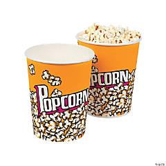Popcorn Paper Cups