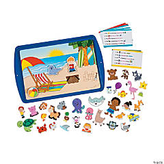 Positioning Words Magnetic Activity Set