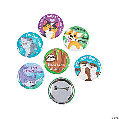 Positive Pals Buttons