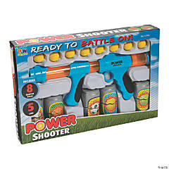 Power Shooter Can Set