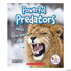 Powerful Predators: Sharks, Polar Bears, Lions - Qty 3