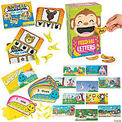 Pre-K At-Home Learning Kit