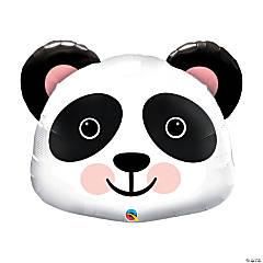 Precious Panda Mylar Balloon