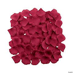 Premium Burgundy Rose Petals