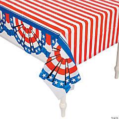 Premium Patriotic Tablecloth