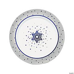 Premium Plastic Passover Dinner Plates - 10 Ct.