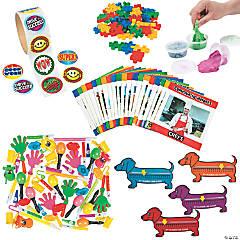 Preschool Learning & Incentive Kit