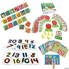 Preschool Math At-Home Learning Kit