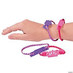 Princess Cord Bracelets