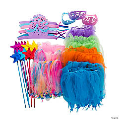 Princess Dress Up Kit for 12
