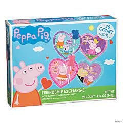 Princess Peppa Pig™ Lollipop Friendship Valentine Exchange