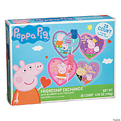 Princess Peppa Pig™ Lollipops with Valentine's Day Gifts