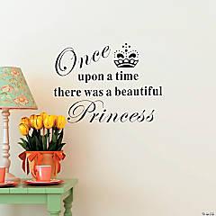 Princess Wall Decals