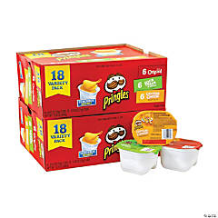 Pringles Variety Pack, 36 Count (2-18 packs)