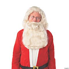 Professional Santa Wig & Beard Set