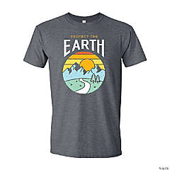 Protect the Earth Adult's T-Shirt