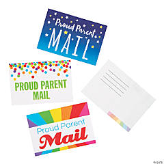 Proud Parent Postcards