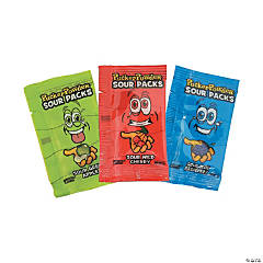 Pucker Powder® Sour Candy Packs - 250 Pc.