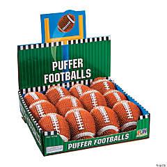 Puffer Footballs
