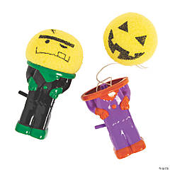 Pumpkin Character Head Shooters