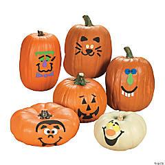 Pumpkin Decorating Craft Kit