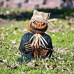 Pumpkin Man Groundbreaker Halloween Decoration