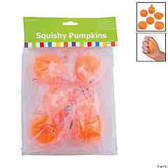 Pumpkin Mochi Squish Toys