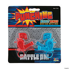 Punching Rings Games