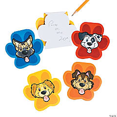 Puppy Party Notepads