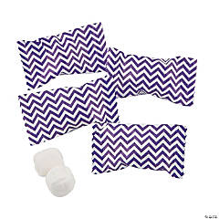 Purple Chevron Buttermints