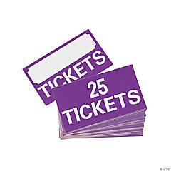 Purple Redemption Tickets