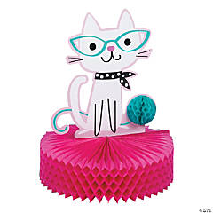 Purr-Fect Party Centerpiece