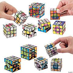 Puzzle Cube Assortment