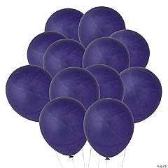 Quartz Purple Latex Balloons