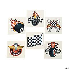 Race Car Tattoos