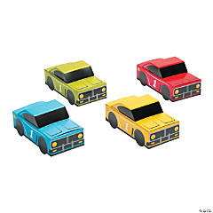 Race Car Treat Boxes