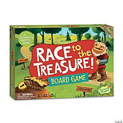 Race To The Treasure Cooperative Game
