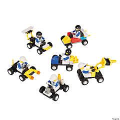 Racing Car Building Block Kits PDQ