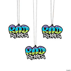 Rad Reader Necklaces