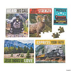 Railroad VBS Puzzles