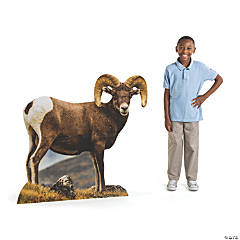 Railroad VBS Ram Stand-Up