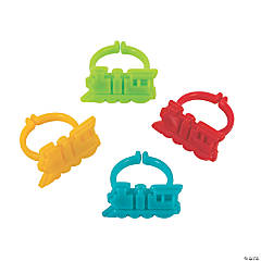 Railroad VBS Train Rings