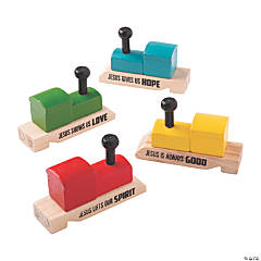 Railroad VBS Train Whistles